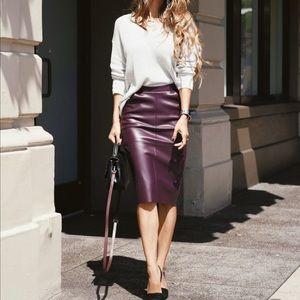 😍😍😍 HTF Express —Gorgeous Express Skirt